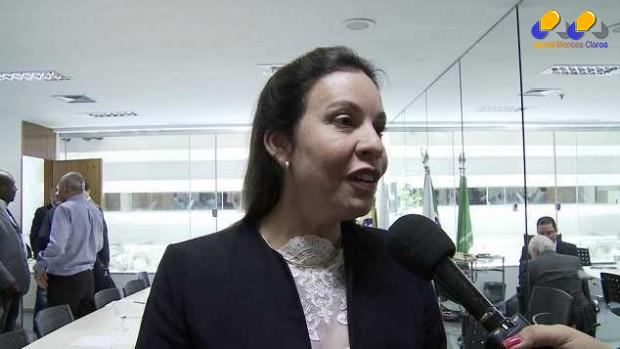 Deputada Federal Raquel Muniz