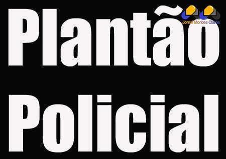 Montes Claros - Bandidos batem em viatura da PM no bairro Jardim Palmeiras