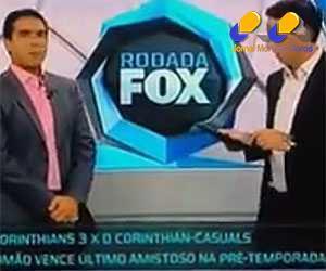 TV - Paulo Vinícius Coelho passa mal e desmaia ao vivo no Fox Sports; veja