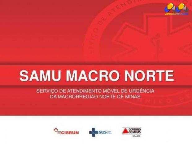 Montes Claros - Plantão SAMU 09/01/2015