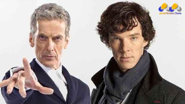 TV - Sherlock e Doctor Who serão exibidos pela TV Cultura