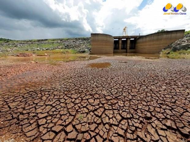 MG - Devido à seca, 17 cidades de Minas Gerais decretam situação de emergência
