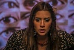 """'BBB15' - Tamires chora após prova do líder: """"não ganho nada"""""""