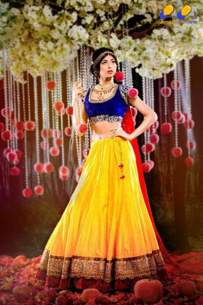 Disney-Princesses-wearing-Indian-outfits20__880 (Jornal Montes Claros)