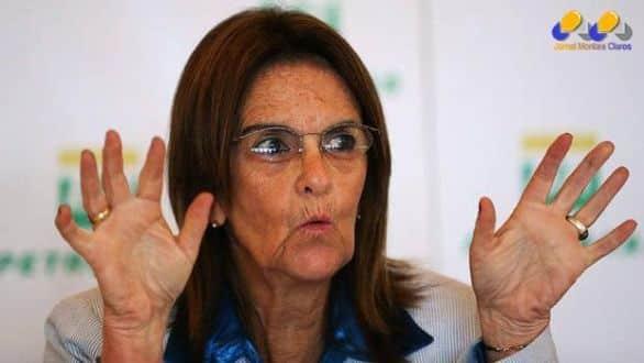 Caso Petrobras - Graça Foster renuncia à presidência da Petrobras