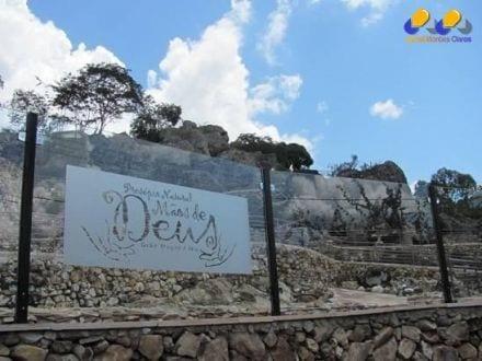 Norte de Minas - Presépio Mãos de Deus consolidado a mais de três anos da inauguração