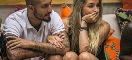 Aline e Fernando estão namorando firme Foto: TV Globo / Divulgação