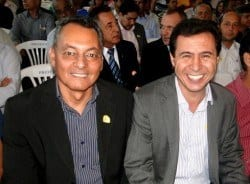 O prefeito de Salinas, Joaquim Neres, assume a presidência em substituição ao prefeito de Bocaiuva, Ricardo Veloso.