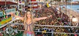 Carnaval 2015 - Carnaval em Salvador é aberto com show de Claudia Leitte
