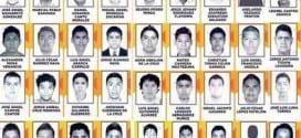 Falhas em investigação de 43 desaparecidos no México