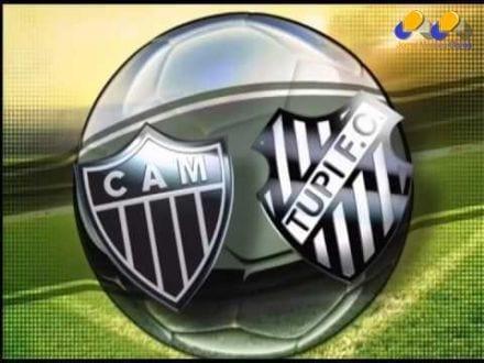 Campeonato Mineiro 2015 - Atlético-MG estreia com vitória sobre o Tupi