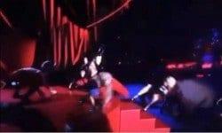 Madonna sofreu entorse na queda durante apresentação em Londres