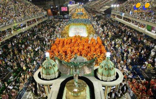 Carnaval 2015 - Escolas de samba do Rio de Janeiro iniciam desfiles na noite desta sexta-feira (13)