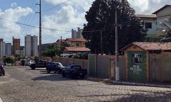 Segundo a polícia, uma briga de casal em fase de separação teria motivado o cárcere privado Foto: reprodução/Inter TV Cabugi