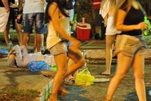 Brasil - Um jovem morre vítima de álcool a cada 36 horas