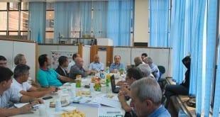 evento realizado hoje na sede do CREA-MG, pela SMEA - Sociedade Mineira de Engenheiros Agrônomos, com o objetivo de discutir as novas diretrizes para a fiscalização no agronegócio em Minas Gerais