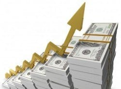 Dólar sobe pelo quinto dia consecutivo