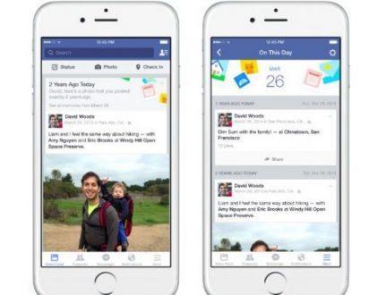 Facebook lança recurso para acessar postagens antigas