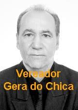 Vereador José Geraldo Cardoso