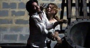 Zé Pedro tenta tirar a própria vida depois de matar o pai no último capítulo da trama Foto: Ellen Soares / TV Globo / Divulgação