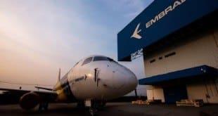 Embraer recebe pedido da Air France-KLM de 17 aviões por US$ 764 milhões