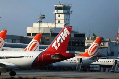 Greve na Argentina faz aéreas brasileiras cancelarem voos