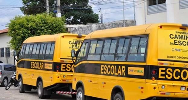 Norte de Minas - Sem verba, transporte escolar é interrompido em mais de 30 municípios do Norte de Minas