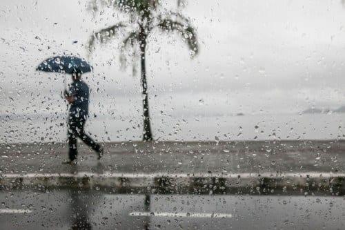 MG - Feriado de Páscoa deve ser chuvoso nos principais destinos dos mineiros