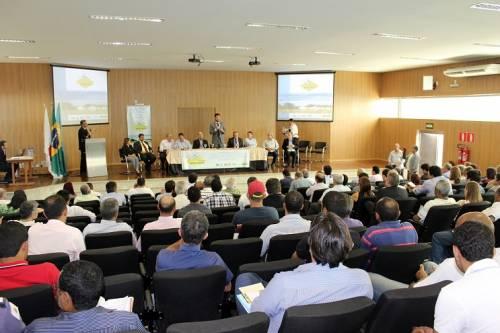 Norte de Minas - Governo de Minas assina ordem de serviço do Programa Água Doce