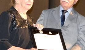 Yvonne de Oliveira Silveira, professora emérita da Universidade Estadual de Montes Claros (Unimontes)