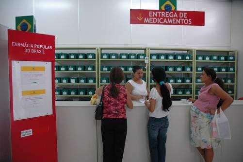 Montes Claros - Decreto regulamenta o Programa Farmácia Popular em Montes Claros