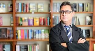 Além de autor de vários livros publicados, Wilson Mello ministra palestras há 15 anos / Foto: Wanderson Leandro de Sousa