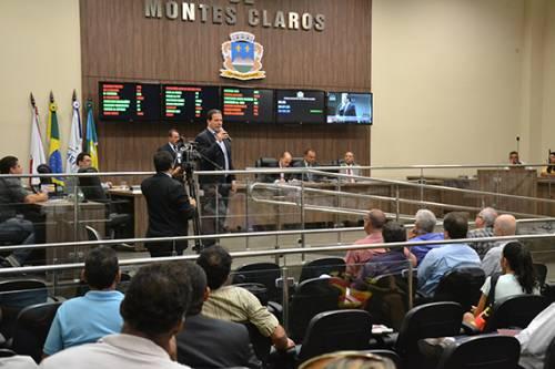 Montes Claros - Implantação da Cidade Administrativa de Montes Claros é tema de audiência na Câmara Municipal de Montes Claros