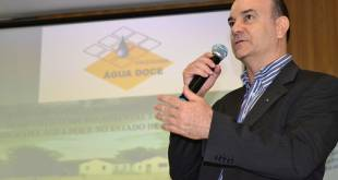 Renato Saraiva Coordenador Nacional do Programa Água Doce