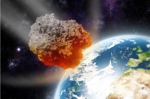 Asteroide está em rota de colisão com o planeta terra