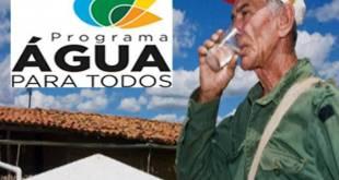 Norte de Minas - Sedinor e associações microrregionais de municípios firmam parceria para agilizar execução do programa Água para Todos