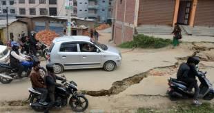 Ásia - Terremoto no Nepal deixou mais de 3.200 mortos