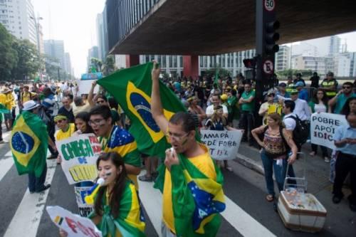 Protesto na avenida Paulista, em São Paulo, foi convocado para 14h