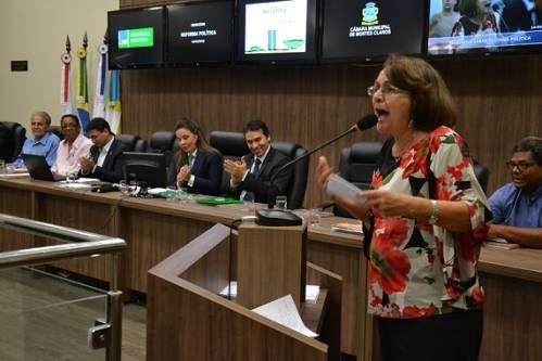 Montes Claros - Seminário debate reforma política em Montes Claros
