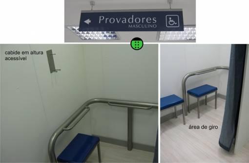 Montes Claros - Projeto que prevê provadores adaptados em lojas volta à pauta da Câmara Municipal de Montes Claros