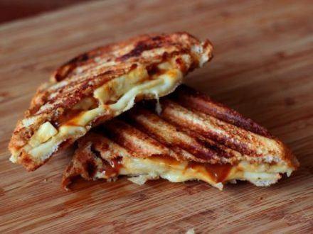 Gastronomia - Receita de Misto Quente de Banana