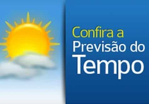 MG - Previsão do tempo para Minas Gerais, nesta terça-feira, 26 de maio