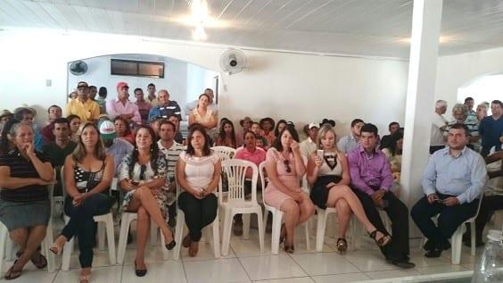 Norte de Minas - Caravana 'Sedinor Pé na Estrada' faz parada em Grão Mogol