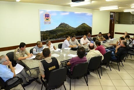 Aniversário de Montes Claros - Decido esquema de segurança no Parque de Exposições