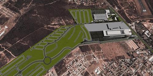 Montes Claros - Prefeitura de Montes Claros terá nova sede até março de 2016