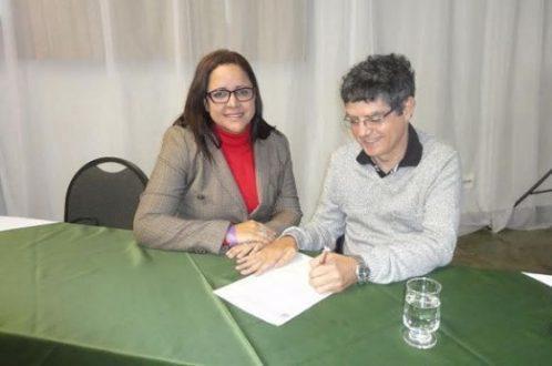 Patrícia Aparecida Afonso Guimarães Mendes tomou posse como nova Superintendente Regional de Saúde de Montes Claros(SRS),