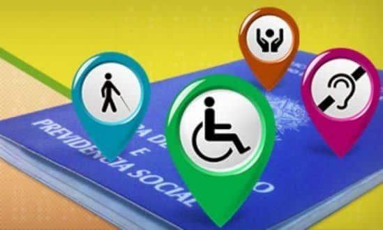 Emprego - Pessoas com Deficiência