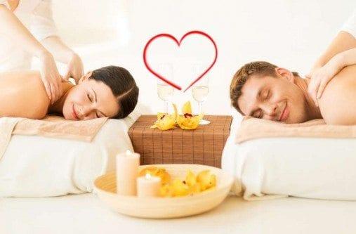 Spas são uma boa dica de programa para os casais que ainda não sabem como comemorar o Dia dos Namorados deste ano