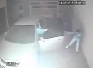 MG - Policial reage a assalto e mata bandido; veja o vídeo