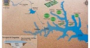 Norte de Minas - Barragem de Congonhas pode estar comprometida devido à redução no orçamento Federal